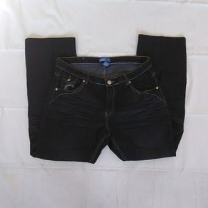 DKIN denim jeans. 14W